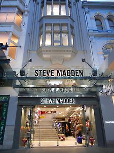 Bourke Street Melbourne